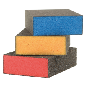 Esponja taco abrasiva