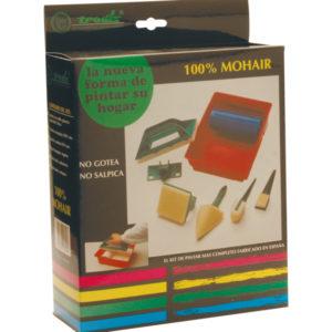 Kit de pintar 100 % Mohair, 8 piezas