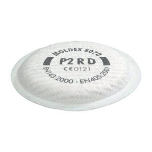 Filtro de partículas P1 R D
