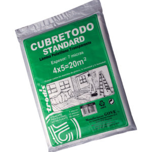 Lámina film cubretodo Standard