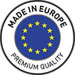 Made in Europe Premium Quality