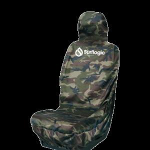 Funda protectora asiento coche camuflaje