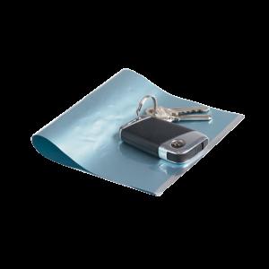 Bolsa aluminio para bloquear la señal FOB de llaves inteligentes
